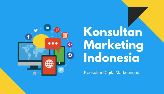 Konsultan Marketing Indonesia