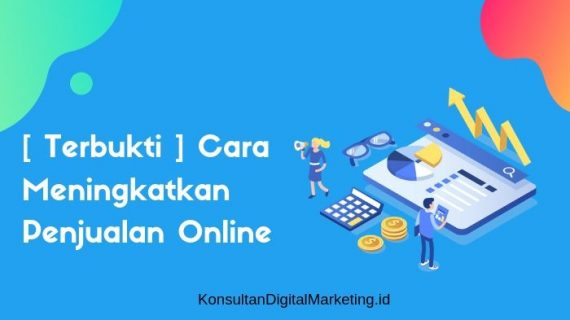 5 Cara Meningkatkan Penjualan Online di Internet