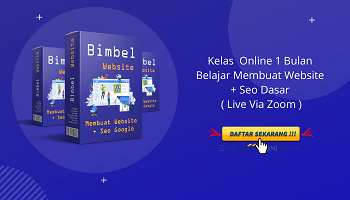 belajar internet marketing bimbel