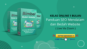 kursus online digital marketing bedah web
