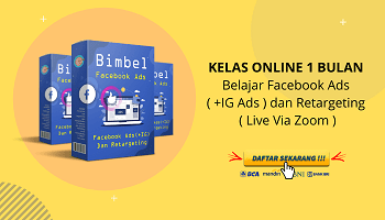 pelatihan internet marketing facebook ads
