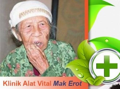 Sekilas pengobatan alternatif alat vital Subang Hj mak erot